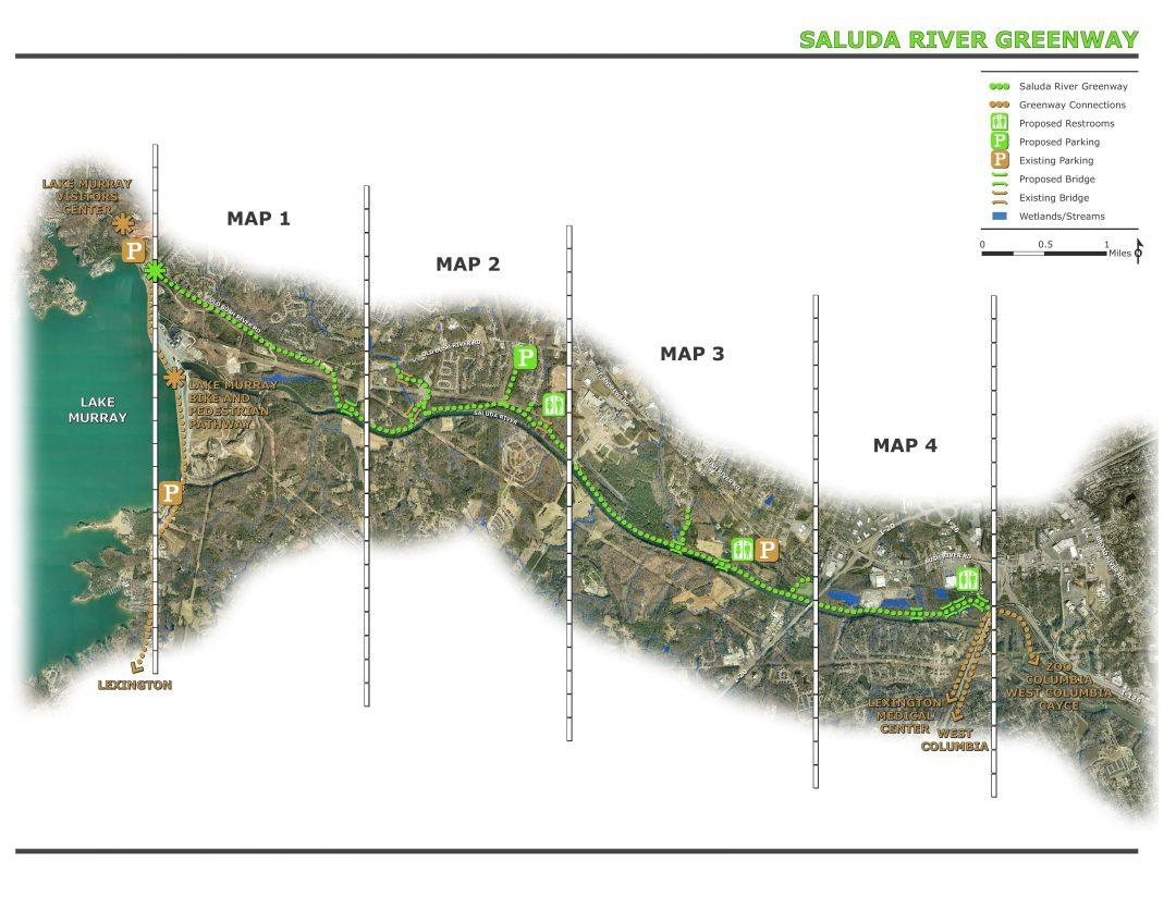 Saluda River Greenway